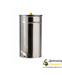 Stainless honey pot 150 lit