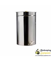 Stainless honey pot 750 lit