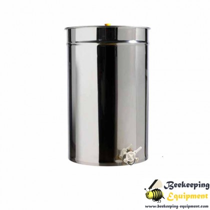 Stainless honey pot 400 lit