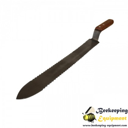 Uncapping knife wooden
