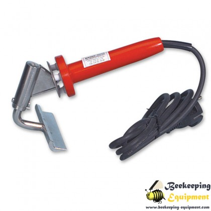 Electric jigsaw uncapping