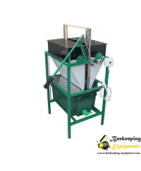 Automatic uncapping machine