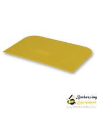Small plastic spatula