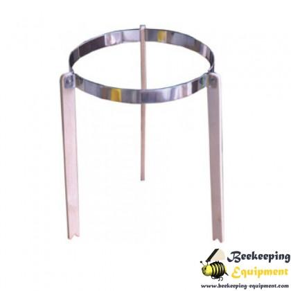 Filter holder pvc