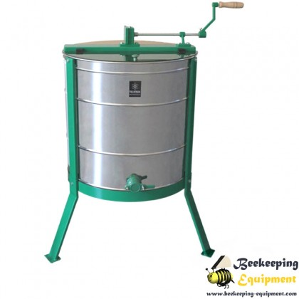 Tangential honey extractor with 4 frame - Inox Basket