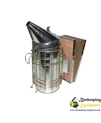 Galvanised smoker normal ᴓ100