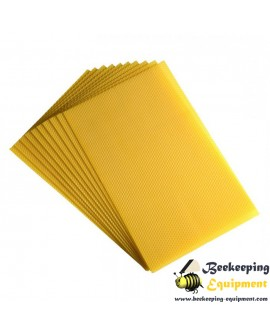 Natural candle sheet  80 gr