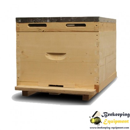 Hive single with a moving bottom