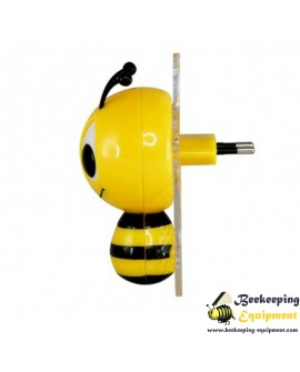 Bee night light LED