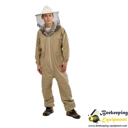 Beekeeping sweatshirt with hat
