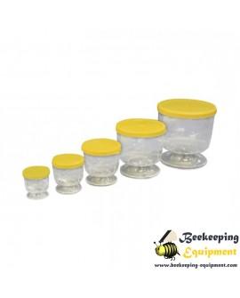 Plastic jar 25 gr