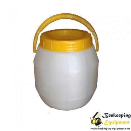 Honey pot plastic 3 kgr