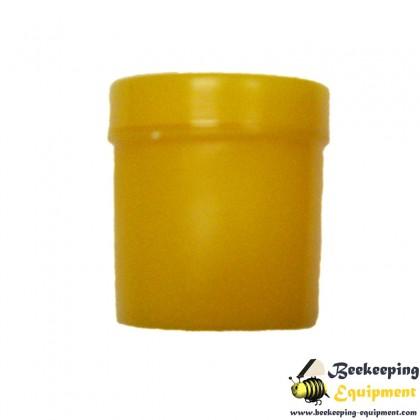 Plastic jar of royal jelly 25 gr