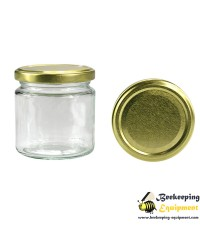 Glass honey jar 212 ml