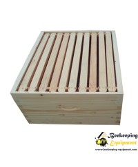 Floor hive with frames