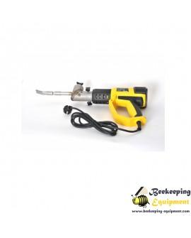 Pipe- Oxalic Acid- Vaporizer with digital Hot Air Gun
